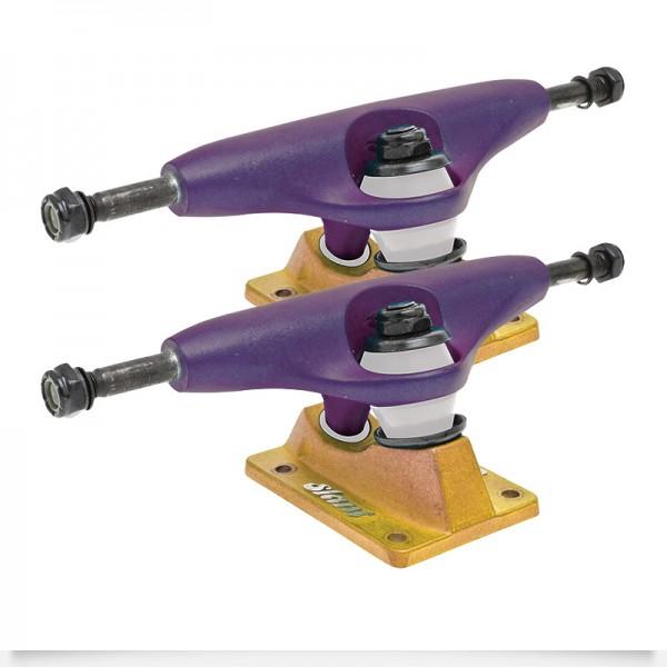 TRUCKS 4.25 Purple Yellow