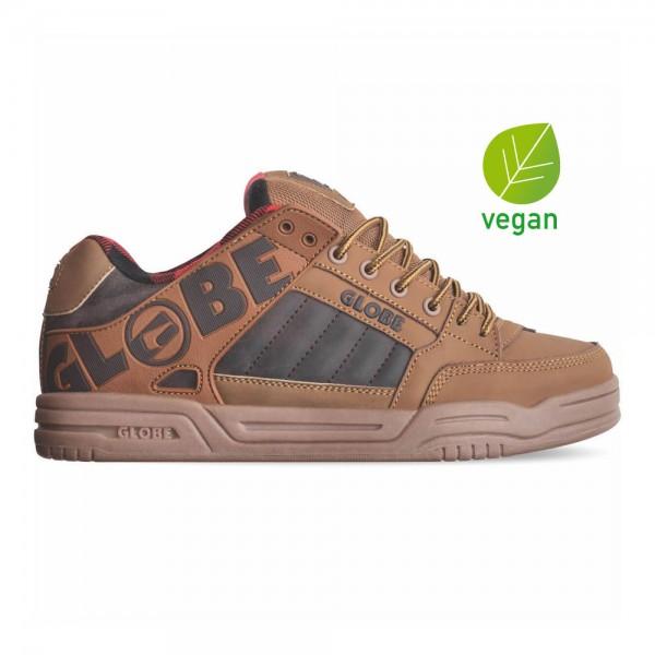 TILT Brown Plaid (Vegan)