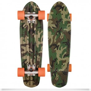 BANTAM GRAPHIC Camo Orange