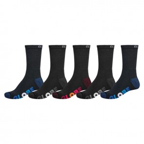 Chaussettes MULTI STRIPE CREW Assorted