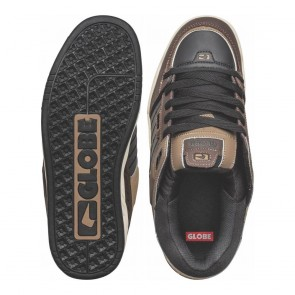 FUSION Black Brown Khaki