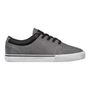 GS Black Chambray White