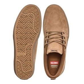 GS CHUKKA Tobacco Brown