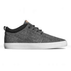 GS CHUKKA Black Chambray