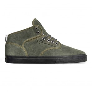 MOTLEY MID Dusty Olive Black Winter