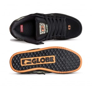 TILT KIDS Black Camo Orange