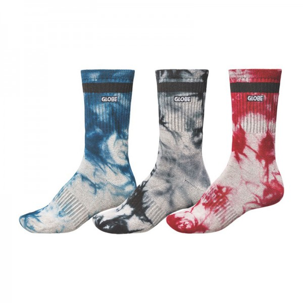 Socks QUARTER White Grey