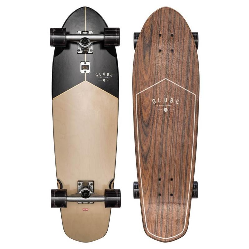 fad379f1a5e2a2 BLAZER BIG Rosewood Black (81 cm) - SKATEBOARDS