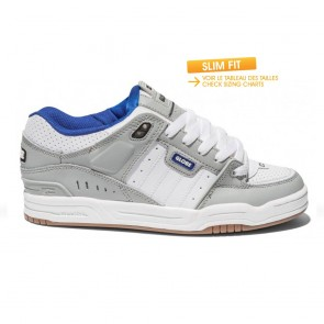 FUSION Grey Blue White