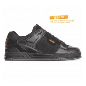 FUSION Black Black Orange