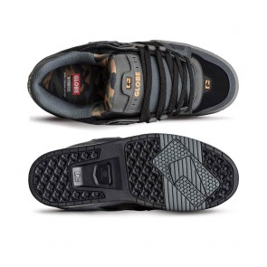 SABRE Charcoal Black Camo