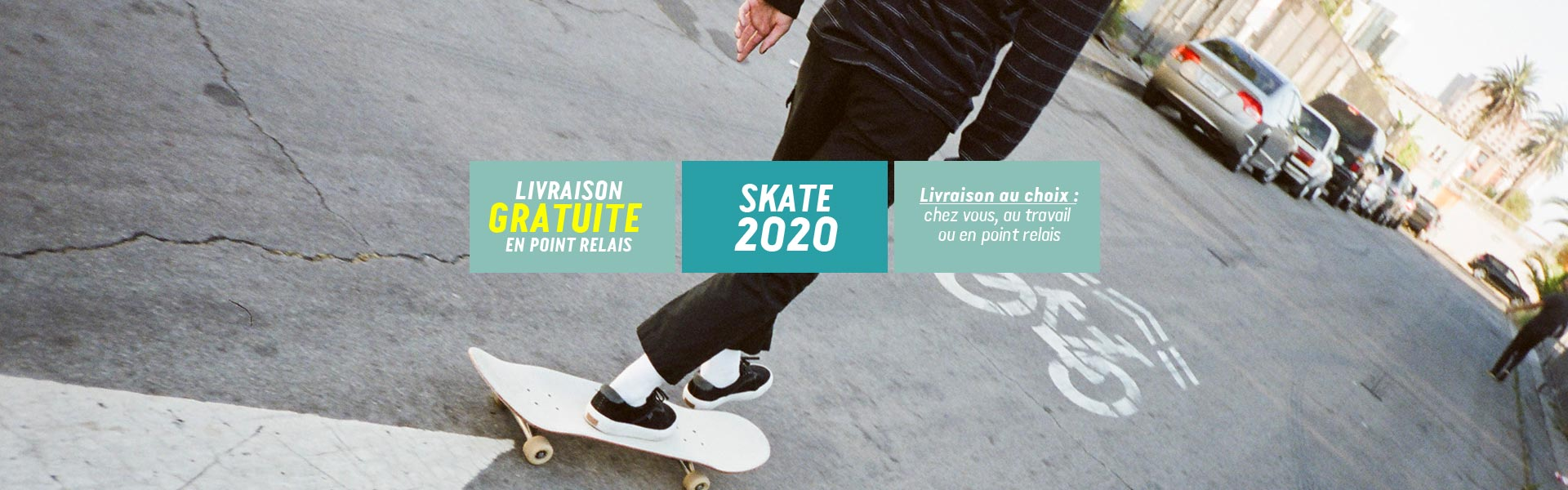 collection skate 2020