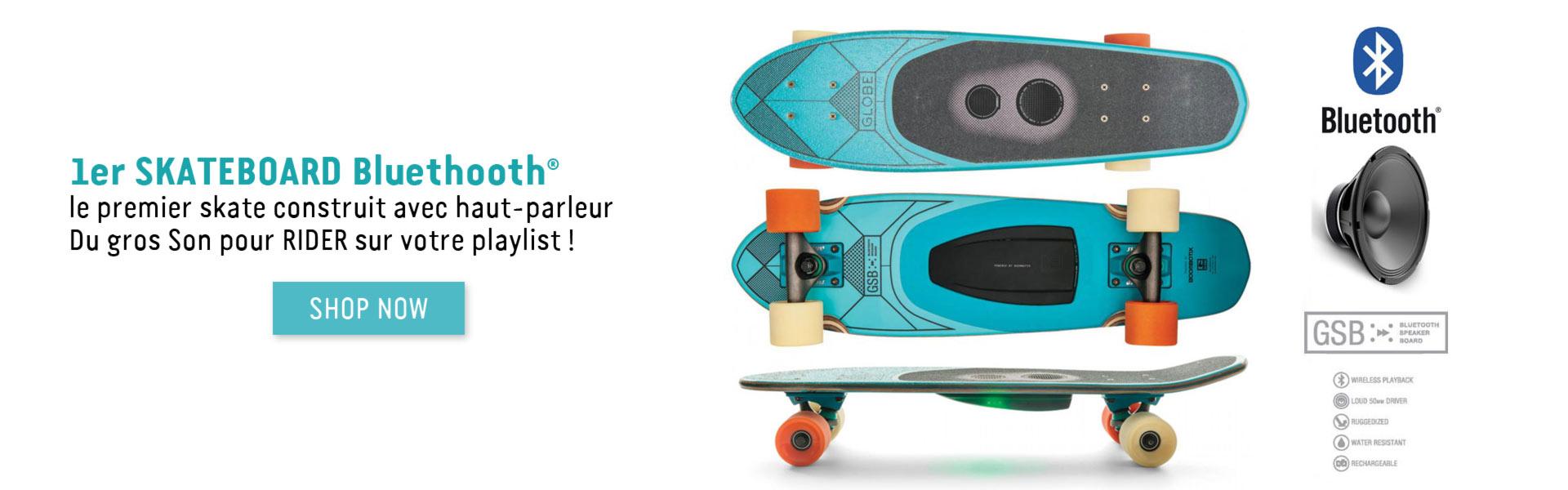 GSB skateboard globe