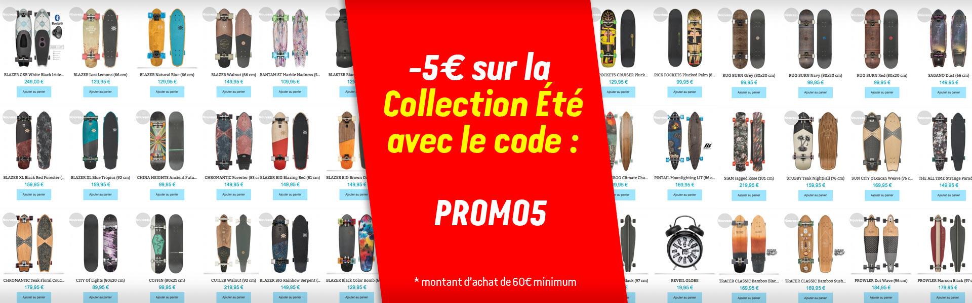 Promo 5 euros